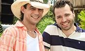Folder do Evento: Pedrinho & Guga