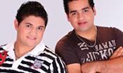 Folder do Evento: João Carlos & Alexandre