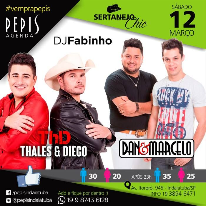 Flyer do Evento