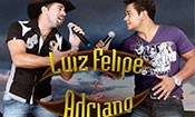 Folder do Evento: Luiz Felipe & Adriano