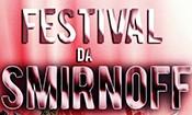 Folder do Evento: Festival da Smirnoff