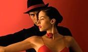 Folder do Evento: Uma noite de Tango