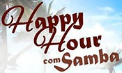 Folder do Evento: Happy Hour com Samba