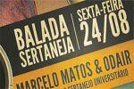 Folder do Evento: Balada Sertaneja - Viettely Eventos