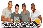 Folder do Evento: Domingo é dia de Pintou o Samba no Mr Jasper