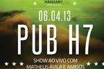 Folder do Evento: PUB H7