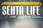 Folder do Evento: Sexta life
