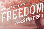 Folder do Evento: Freedom