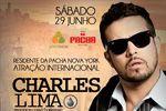 Folder do Evento: Charles Lima