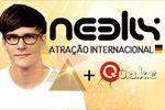 Folder do Evento: Zoff club apresenta NEELIX (ATRAÇÃO INTERNACIONAL)