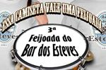 Folder do Evento: 3º Feijoada do Bar Esteves