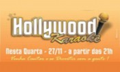 Folder do Evento: Hollywood Karaoke no Kaliper
