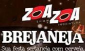 Folder do Evento: ZOA ZOA Agita com BREJANEJA