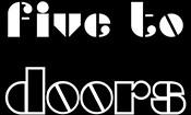 Folder do Evento: Five To Doors - cover