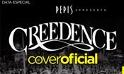 Folder do Evento: Creedence Cover Oficial