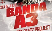 Folder do Evento: Banda A3