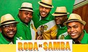Folder do Evento: Roda de Samba