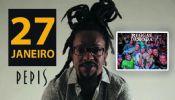 Folder do Evento: Rael e Reggae de Roda