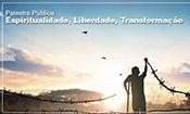Folder do Evento: Espiritualidade, Liberdade Transformação