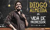 Diogo Almeida: Vida de professor