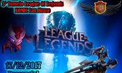 Folder do Evento: 3º Torneio de League of Legends – KOMIC
