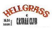 Folder do Evento: Hellgrass + Casbah Club