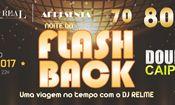 Folder do Evento: Noite do Flash Back