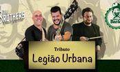 Folder do Evento: Tributo Legião Urbana - The Brothers