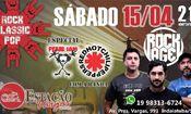 Folder do Evento: Banda RockAge – Especial Pearl Jam