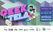 Folder do Evento: Geek na Tela