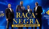 Folder do Evento: Raça Negra No Indaiatuba Clube