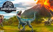 Folder do Evento: Jurassic World - Reino Ameaçado