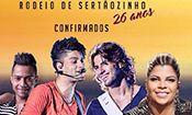 Folder do Evento: Rodeio Sertãozinho
