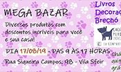 Folder do Evento: Mega Bazar Cachorro Perdido Indaiatuba