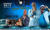 Folder do Evento: Serginho Madureira na CONI em Indaiatuba