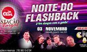 Folder do Evento: Especial Noite do Flashback Ao Vivo