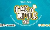 Folder do Evento: Chefs no Campus 2018