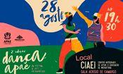 Folder do Evento: 2º Dança APAE Indaiatuba