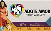 Folder do Evento: Adote Amor - Fashion Week 2019
