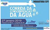 Folder do Evento: Corrida da Conscientização da Água