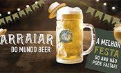 Folder do Evento: Arraiar do Mundo Beer