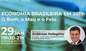 Folder do Evento: Economia Brasileira em 2019?