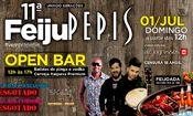 11ª FeijuPepis Open Bar - Pagode do Mi