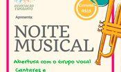 Folder do Evento: Noite Musical