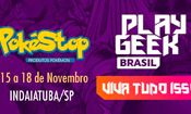 PokéStop na Play Geek Brasil