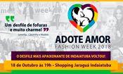 Folder do Evento: Adote Amor - Fashion Week