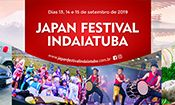 Folder do Evento: Japan Festival Indaiatuba