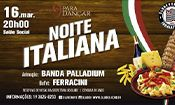 Folder do Evento: Noite Italiana