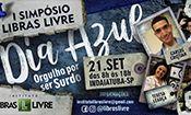 I SIMPÓSIO LIBRAS LIVRE - DIA AZUL