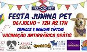 Folder do Evento: Festa Junina Pet